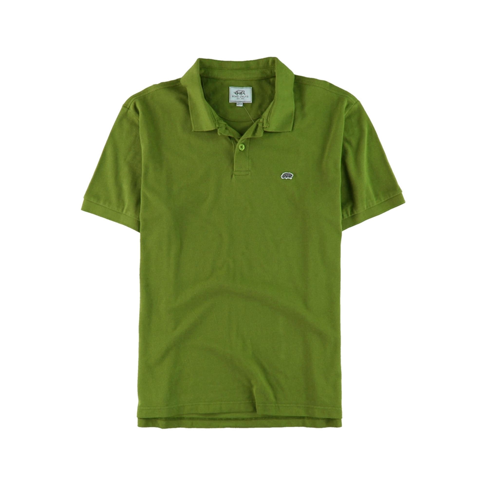 504997907c3 Ecko Unltd. Mens Wallburner Solid Color Rugby Polo Shirt indigoblue XS |  Walmart Canada