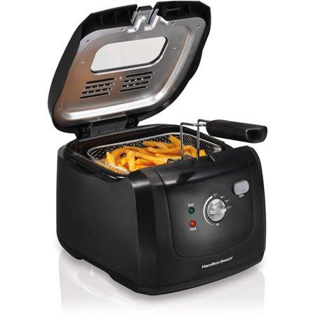 Hamilton Beach 2 Liter Cool Touch Deep Fryer | Model#