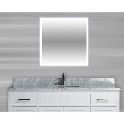 MTD Vanities Encore Touch Activated Illuminated LED Vanity Mirror by MTD Vanities