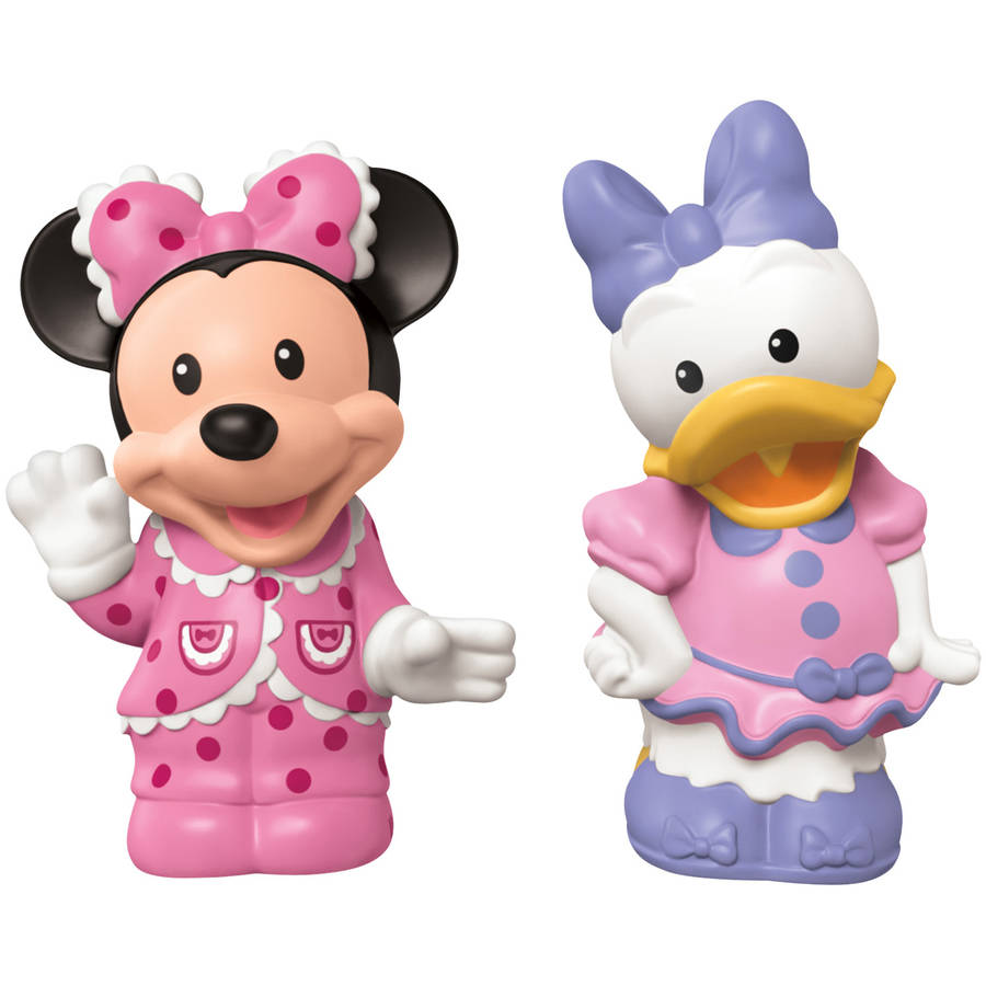 Magic of Disney Minnie and Daisy Buddy Pack By Little People