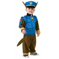 Rubie's Paw Patrol - Chase Halloween Costume for Boys