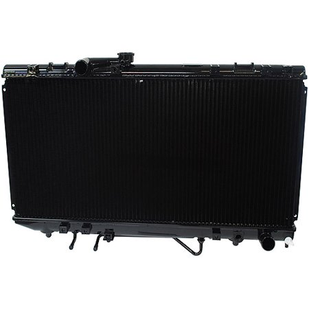 Denso 221 3130 Plastic Tank Copper Core Rad