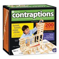KEVA Contraptions, 200 Plank Set