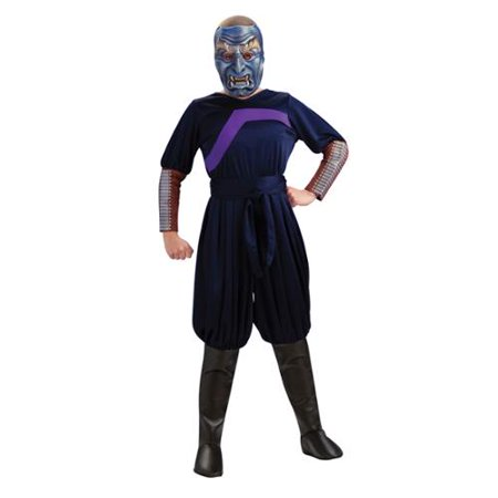 The Last Airbender Deluxe Blue Spirit Costume Child](Air Bender Costume)