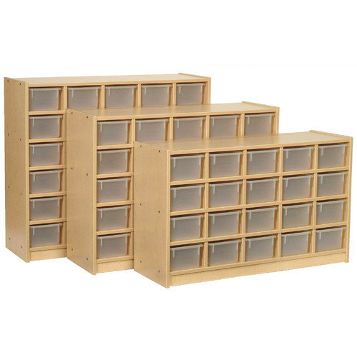 Mahar Creative Colors 25 Compartment Cubby
