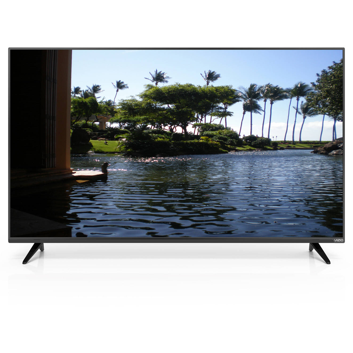 "Refurbished Vizio 60"" Class 4K (2160P) Smart LED Display(E60-E3)"