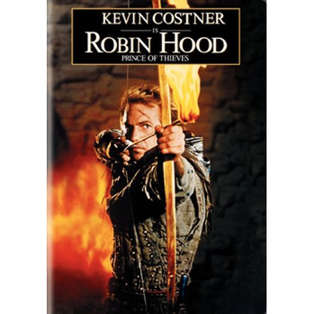 Revival Robin Mark - Robin Hood: Prince Of Thieves (DVD)