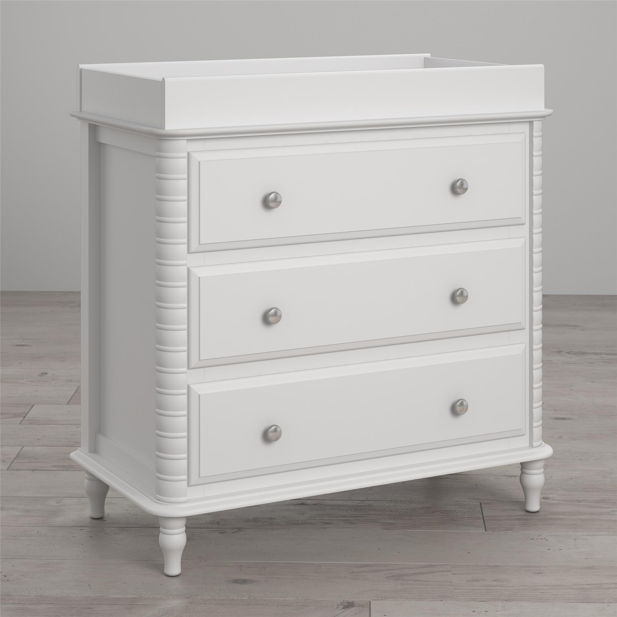 Little Seeds Rowan Valley Linden 3-Drawer Changing Table, Multiple Colors by Little Seeds
