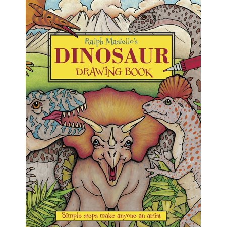Ralph Masiello's Dinosaur Drawing (Ralph Masiello's Halloween Drawing Book)