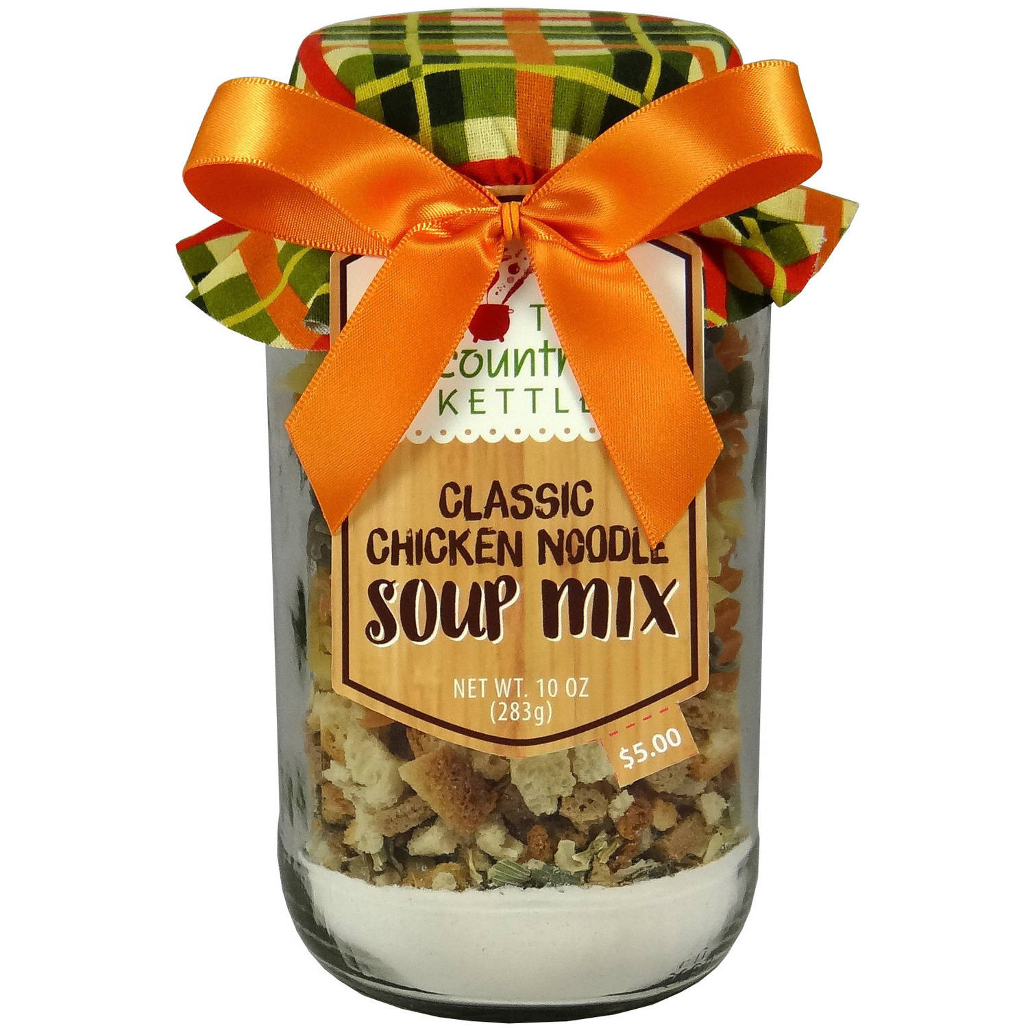 The Country Kettle Classic Chicken Noodle Soup Mix, 10 oz