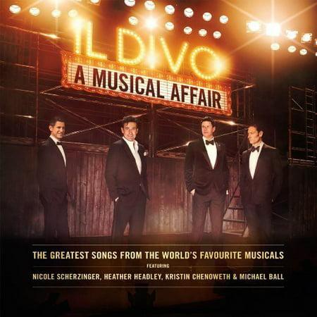 A Musical Affair (CD) - Affair Cd