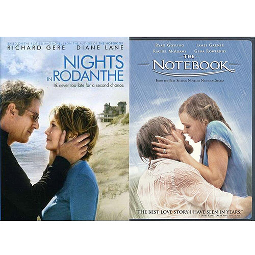 The Notebook / Nights In Rodanthe (Widescreen)