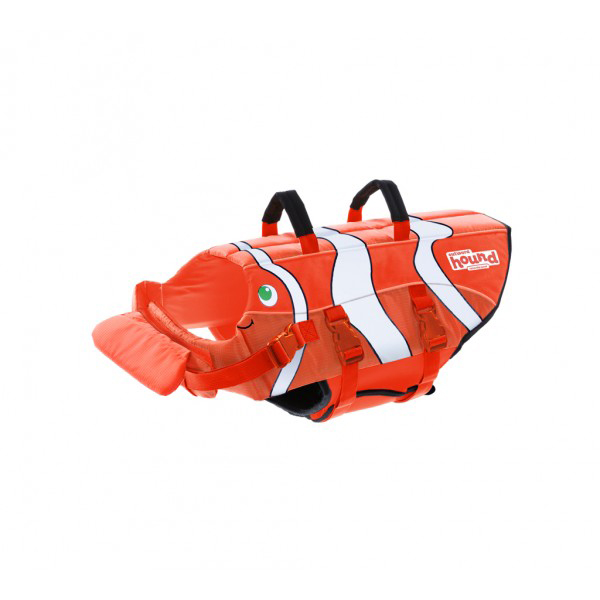 Dog Life Jacket RiPetstagestop Life Jacket for Dogs by Outward Hound, Medium, Fun Fish