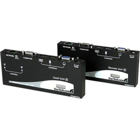 StarTech USB VGA KVM Console Extender over Cat5 UTP 1000 ft - 1 Computer(s)