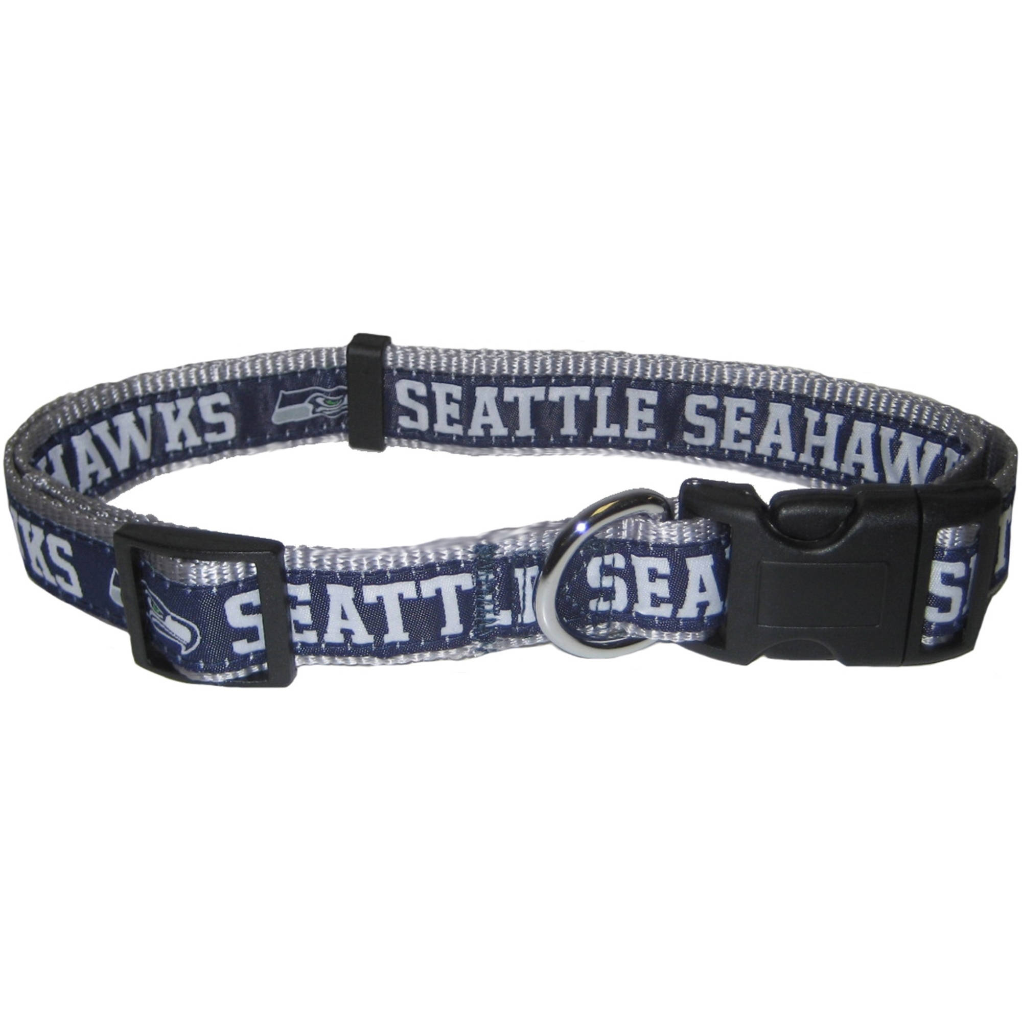 Pets First NFL Seattle Seahawks Pet Collar
