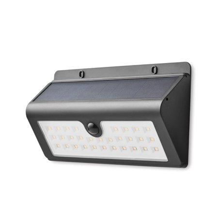 Hyper Tough 500 Lumen Solar Pathway Light