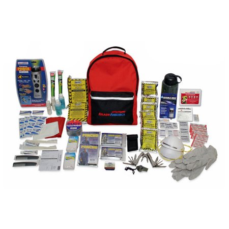 2-Person 3-Day Deluxe Emergency Backpack