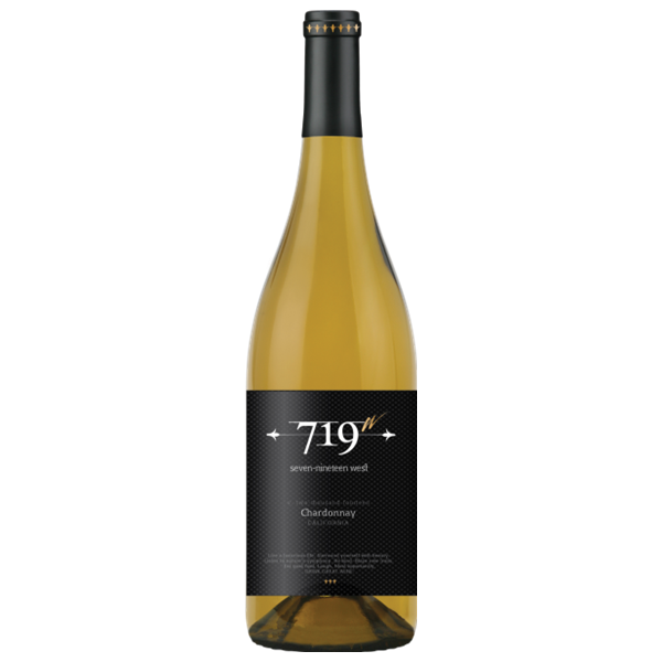 Image of 719 West Chardonnay Wine, 750 mL