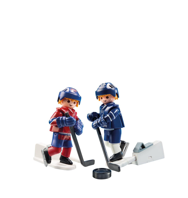 PLAYMOBIL NHL Rivalry Series - Toronto Maple Leafs vs. Montreal Canadiens