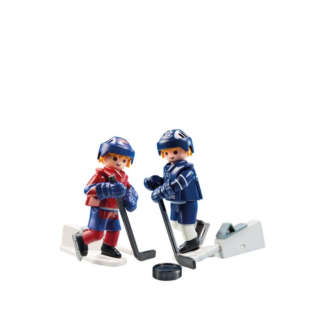 PLAYMOBIL NHL Rivalry Series - Toronto Maple Leafs vs. Montreal Canadiens