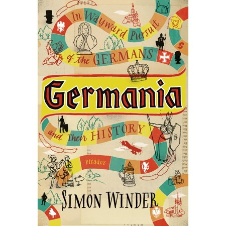 Germania : In Wayward Pursuit of the Germans and Their History](Halloween In Germany History)