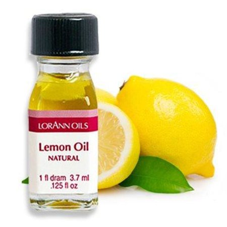 Lemon Oil Natural Flavor by LorAnn Flavor Oils Lemon Mint Flavor