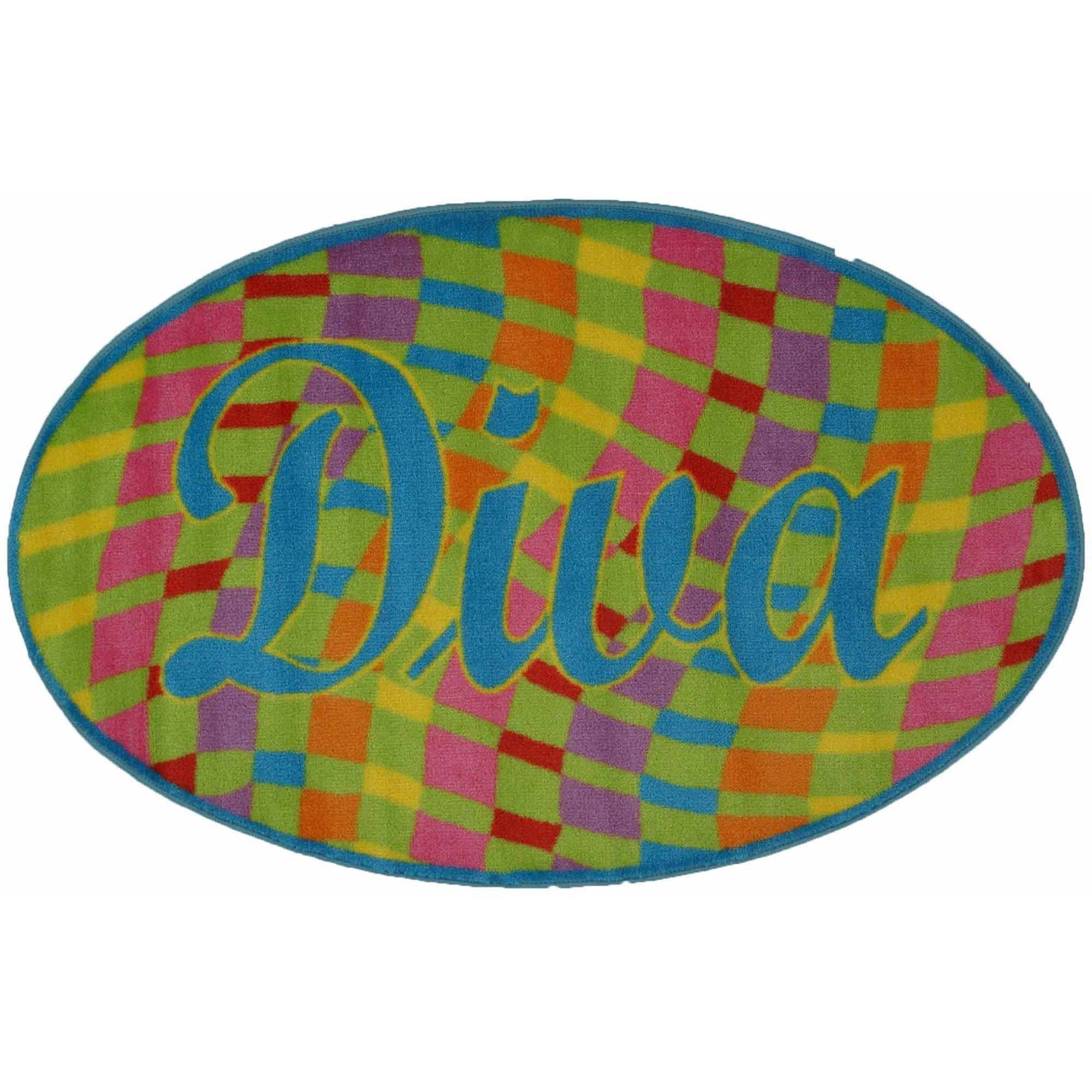 Fun Rugs Diva Kids Rugs