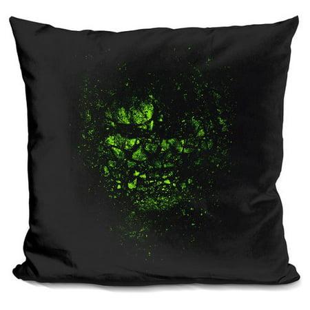 Hulk Decorative Pillow : LiLiPi Hulk Throw Pillow - Walmart.com