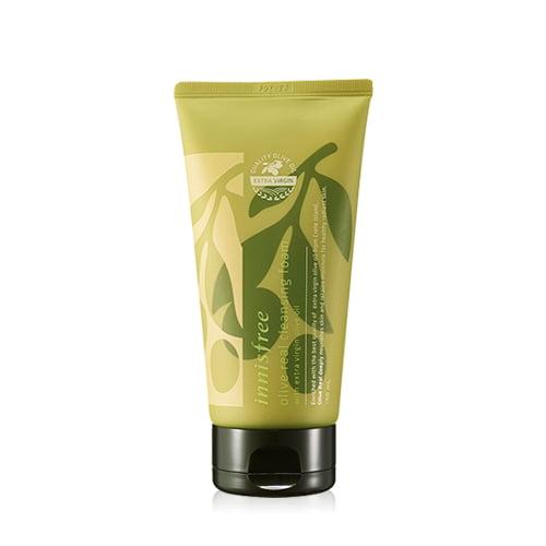(6 Pack) INNISFREE Olive Real Cleansing Foam 150ml