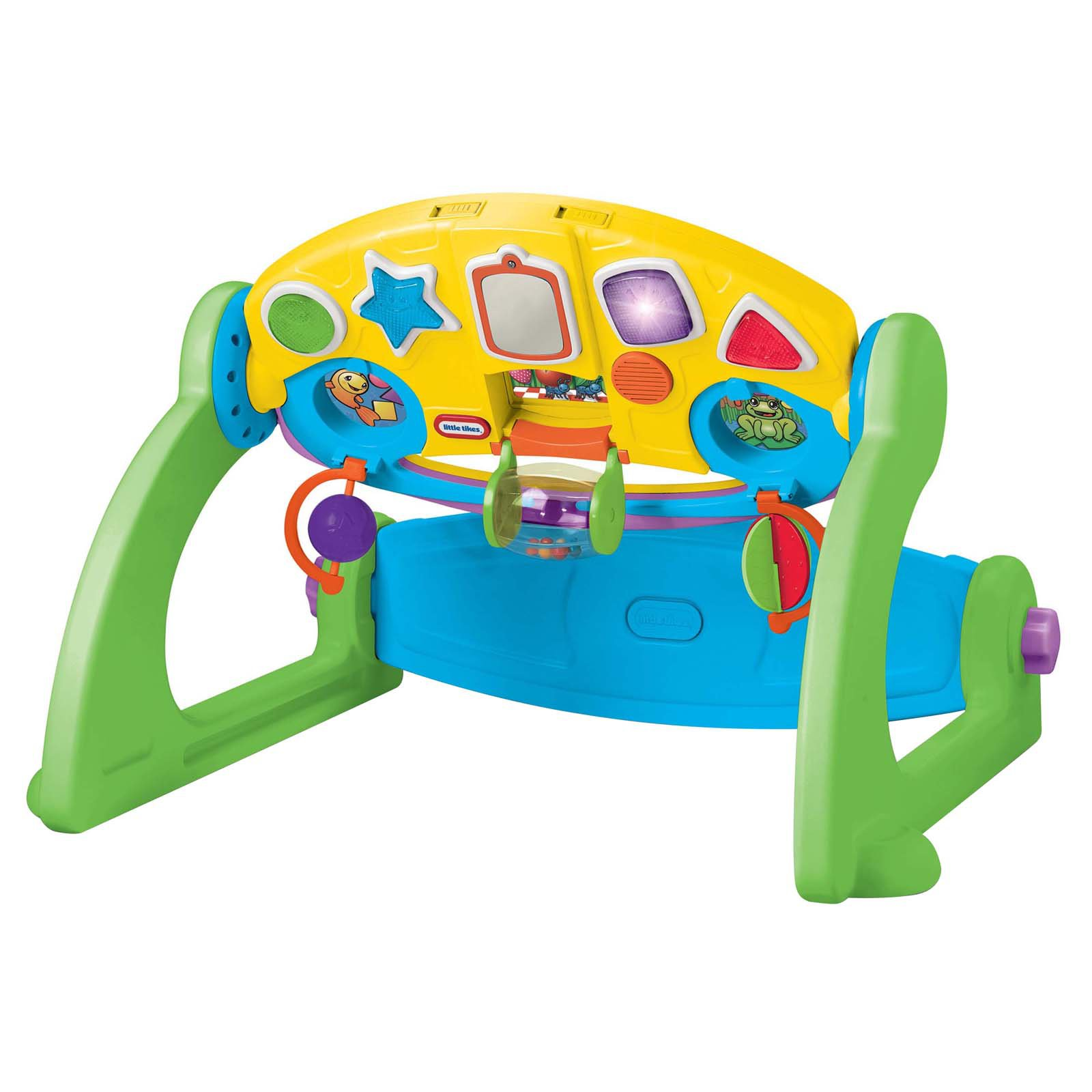 Little Tikes 5-in-1 Adjustable Gym by Little Tikes