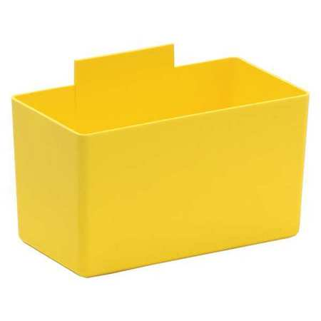 Quantum Storage Systems Bin Cups, Yellow QBC112YL