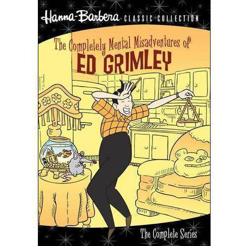The Completely Mental Misadventures Of Ed Grimley: The Complete Series (Full Frame)