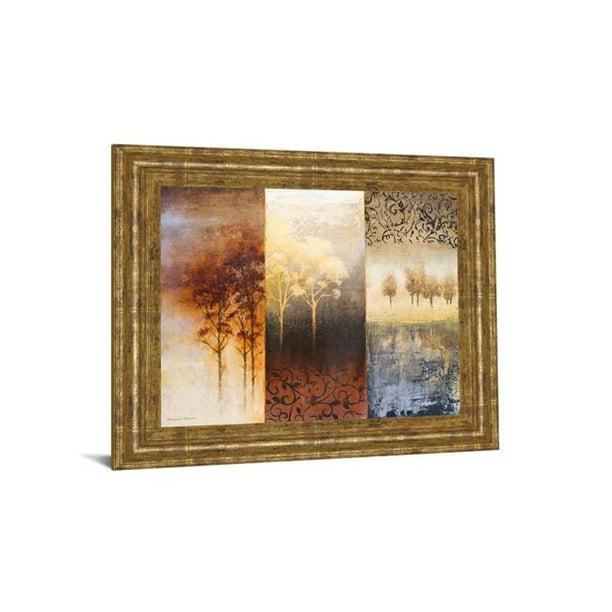 Classy Art 4948 22 X 26 In Lost In Trees I By Michael Marcon Framed Print Wall Art Walmart Com Walmart Com