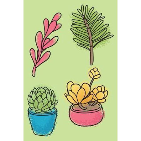 Succulents : Best Way to Store Passwords Offline Helpful Notebook Organizer for Remembering Username Pin and Login