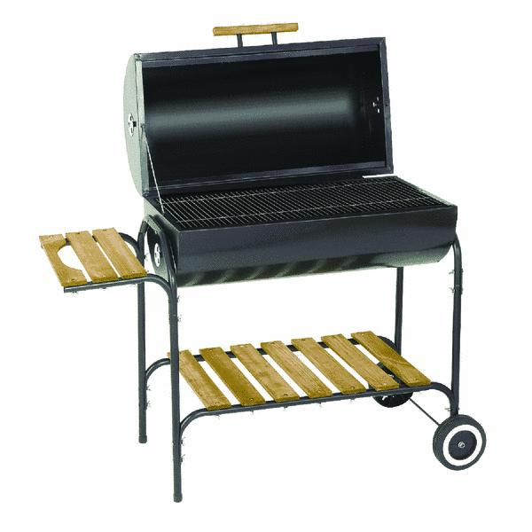 Kay Home Products Barrel Charcoal Grill
