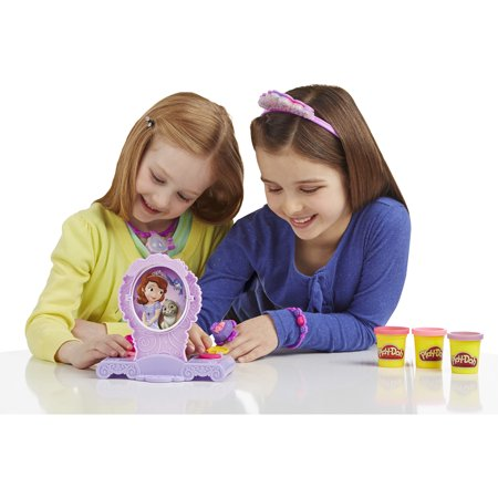 Play-Doh Amulet and Jewels Vanity Set, Sofia the First
