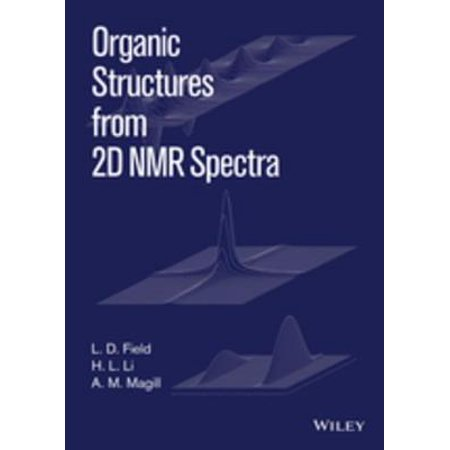 Organic Structures from 2D NMR Spectra - eBook