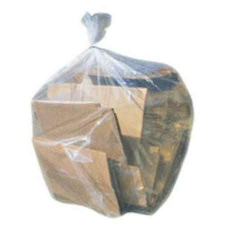 Clear Drawstring Bags (AfulaEnterprises Toughbag 33 Gal. Trash Bags, 100 Count (Set of)