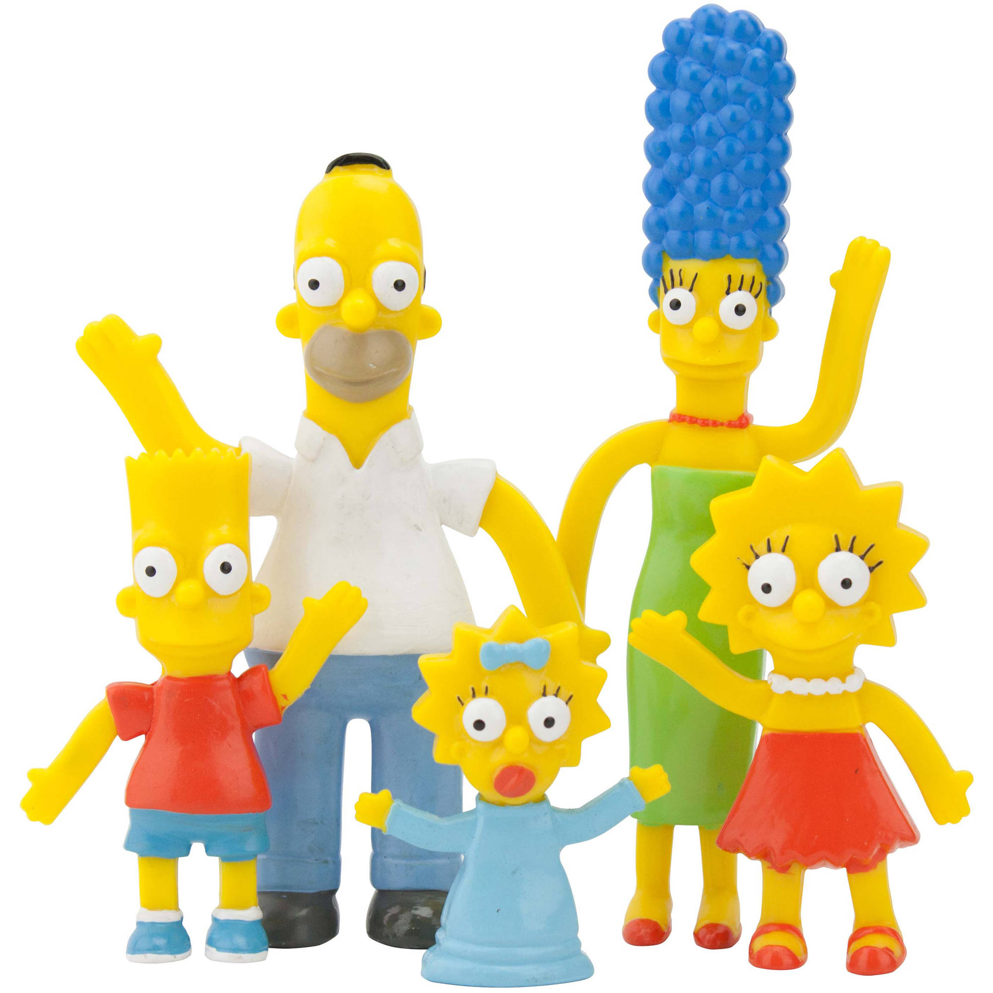NJ Croce SF Simpsons Mini Set
