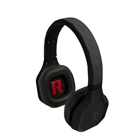 Bluetooth Headphones, Rhinos by Outdoor Tech, Rugged Wireless Waterproof Over-Ear Earphone with Built-in Mic - Black (818389013951)](Rhino Ears)