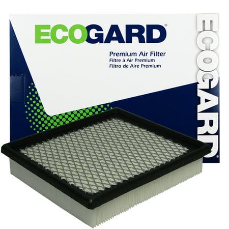 ECOGARD XA3472 Premium Engine Air Filter Fits Ford Mustang, Tempo; Mercury Topaz