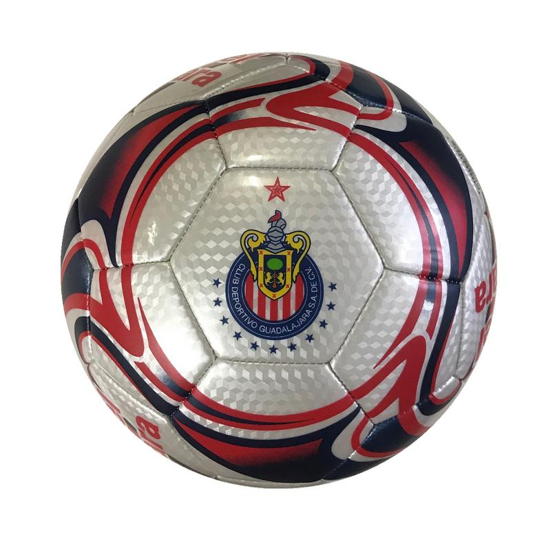 ICON Sports CHIVAS Official Licensed Regulation Soccer Ball Size 5 by ICON Sports