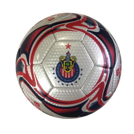 ICON Sports CHIVAS Official Licensed Regulation Soccer Ball Size (Official Soccer Ball Size)