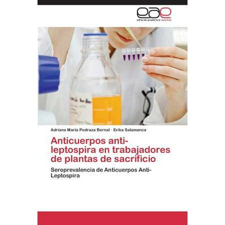 Anticuerpos Anti-Leptospira En Trabajadores de Plantas de Sacrificio (Sacrificios En Halloween)