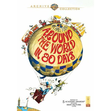 Around the World in 80 Days DVD - Is Halloween A Holiday Around The World