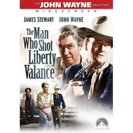 The Man Who Shot Liberty Valance (DVD)