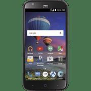 Straight Talk ZTE ZMAX Grand 4G LTE Prepaid Smartphone