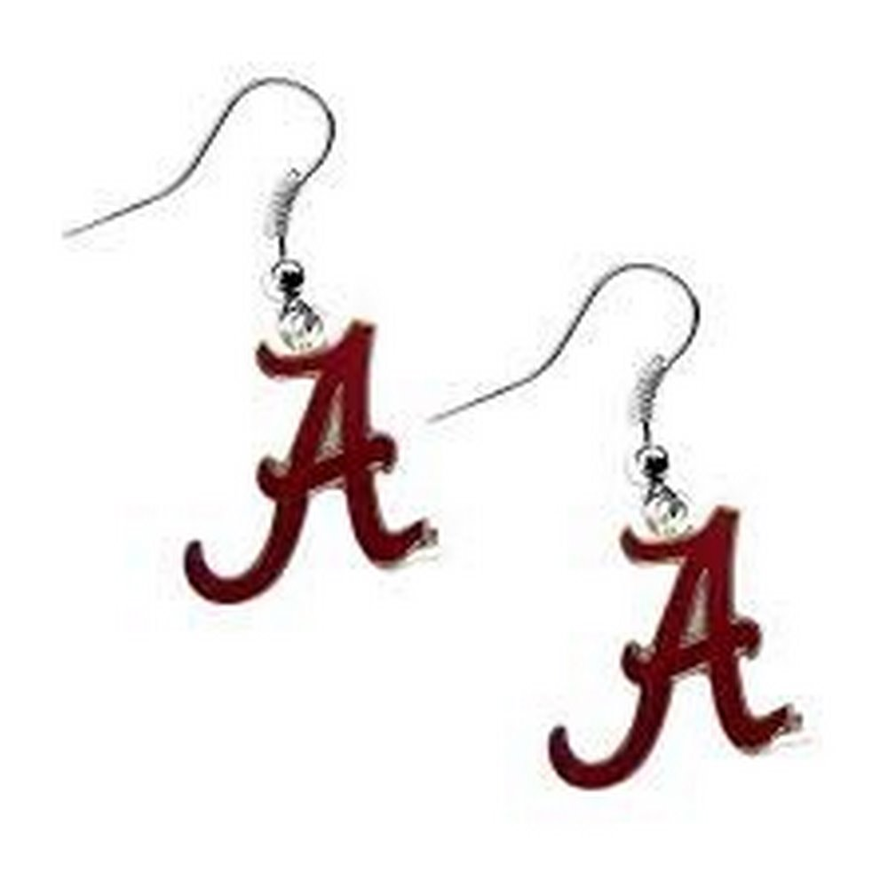 Siskiyou NCAA Crystal Dangle Earrings