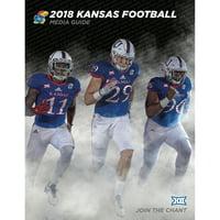 Kansas Jayhawks 2018 Football Media Guide - No Size