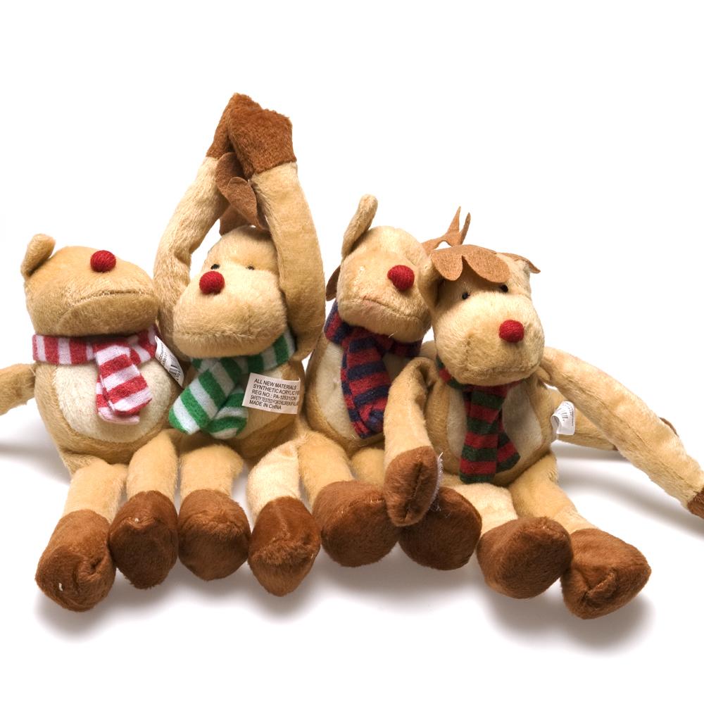 Plush Long Armed Reindeer
